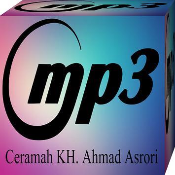 Ceramah KH.Ahmad Asrori Mp3 poster