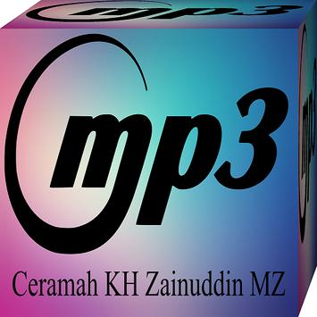 Ceramah KH.Zainuddin MZ Mp3 poster