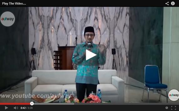 kumpulan ceramah islam apk screenshot