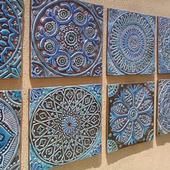 Ceramic Art Tile icon