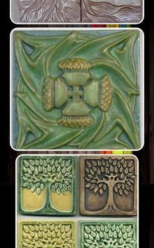 Ceramic Art Tile screenshot 3