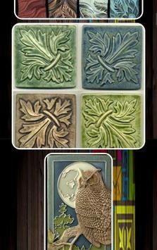 Ceramic Art Tile screenshot 1