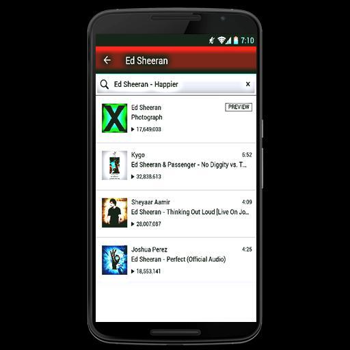 Happier Ed Sheeran For Android Apk Download