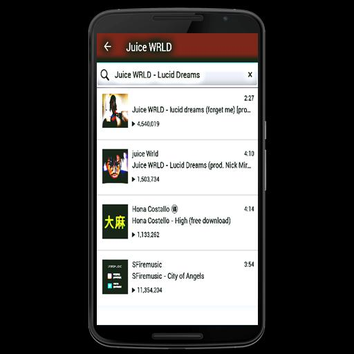 Lucid Dreams - Juice WRLD for Android - APK Download