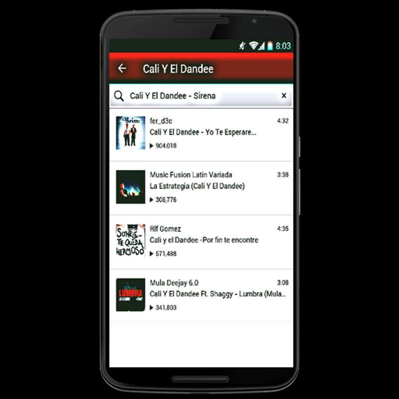 Sirena - Cali Y El Dandee for Android - APK Download