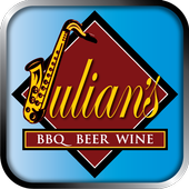 Julians BBQ Beer and Wine icon