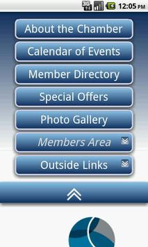 Corvallis Chamber of Commerce screenshot 1