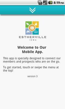 Estherville Area Chamber apk screenshot