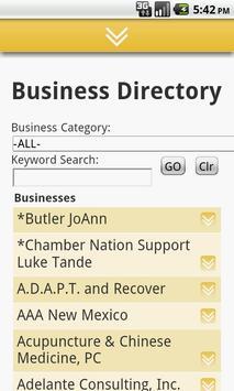 Los Alamos Chamber of Commerce screenshot 3
