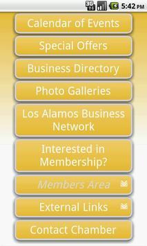 Los Alamos Chamber of Commerce screenshot 4