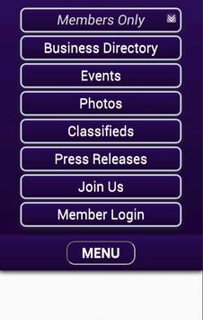 Peoria Chamber of Commerce apk screenshot