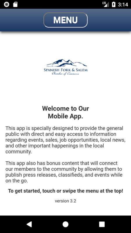 Spanish Fork Salem Chamber for Android - APK Download