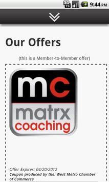 Matrx Coaching Suzanne Whyte apk screenshot
