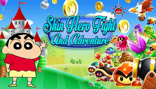 Shin Chan Fight Adventure poster