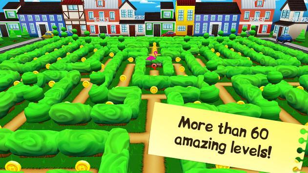 InaMaze: Labyrinths apk screenshot