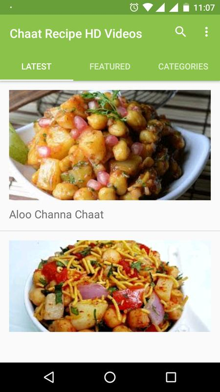 Chaat recipe videos fast food recipes hd video apk download free chaat recipe videos fast food recipes hd video apk screenshot forumfinder Image collections