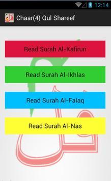 Chaar (4) Qul screenshot 2