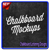 Chalkboard Lettering Designs icon