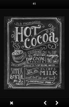 Chalkboard Lettering Designs screenshot 2