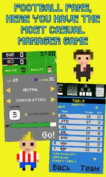 Casual Soccer Manager (Unreleased) poster