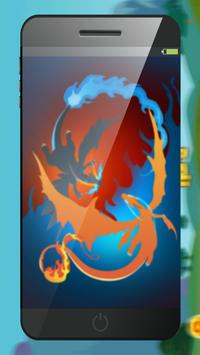 Charizard Wyvern - World Of Dragons poster