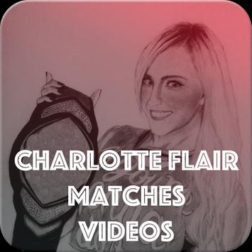 Charlotte Flair Matches poster