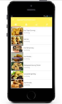 Jajanan Pasar Indonesia screenshot 1