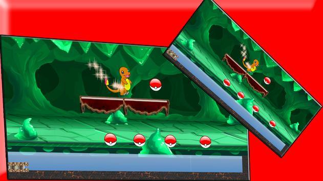 Charmander game ash run screenshot 2