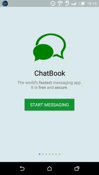 ChatBook Messenger poster