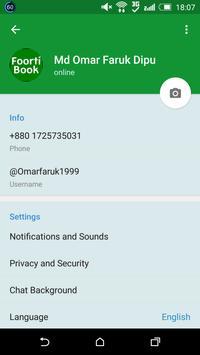 ChatBook Messenger screenshot 4