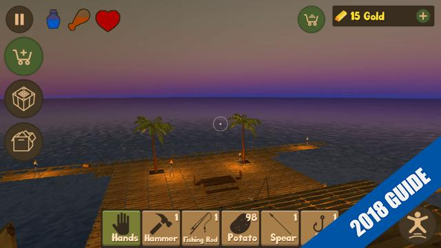 GUIDE Raft Survival Simulator 2018 FREE TIPS for Android - APK Download