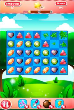 Fruit Candy Garden apk screenshot