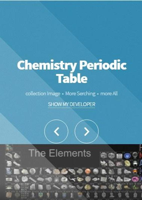 Chemistry periodic table apk download free education app for chemistry periodic table poster urtaz Gallery
