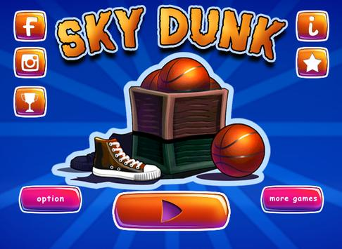 SkyDunk screenshot 2
