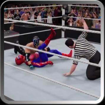 Cheat WWE Champions 2K17 FREE poster