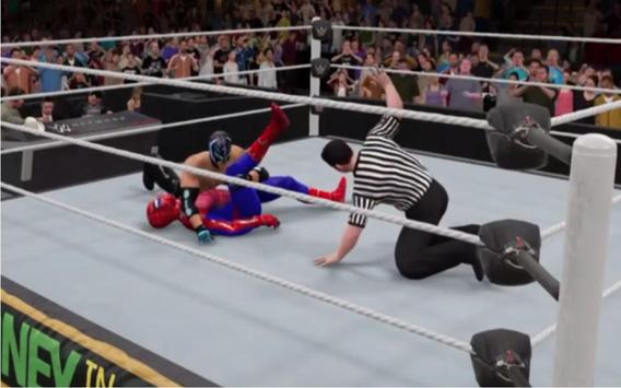 Cheat WWE Champions 2K17 FREE apk screenshot