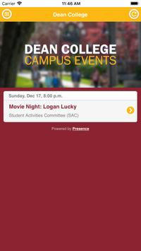 Dean College Boomer Life screenshot 1