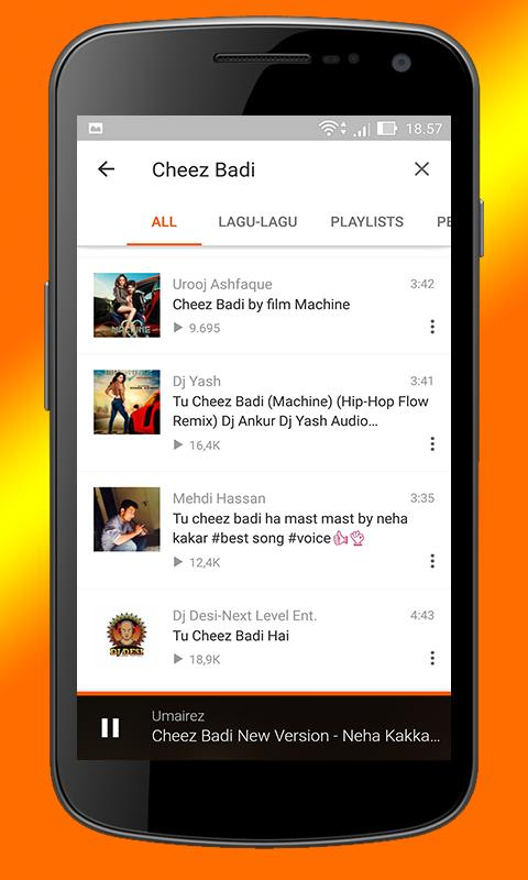 Cheez Badi All Songs for Android - APK Download
