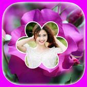 Rose Flower Frame icon