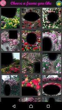 Rose Flower Frame apk screenshot