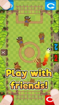Smash Foosball - free table football game screenshot 1