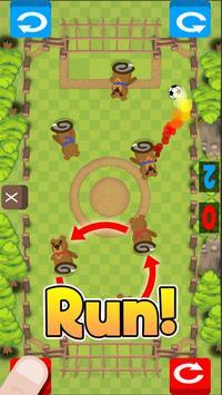 Smash Foosball - free table football game screenshot 2