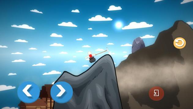 Getting Over It screenshot 5