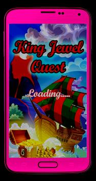 King Jewel Quest Game poster