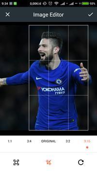 HD Olivier Giroud Wallpaper apk screenshot