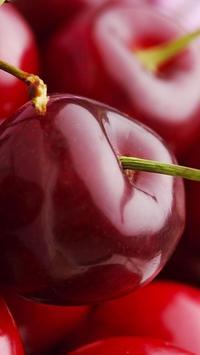Cherry Live Wallpaper poster