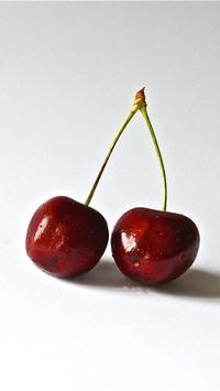 Cherry Live Wallpaper screenshot 1