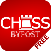 Chess By Post Free icon