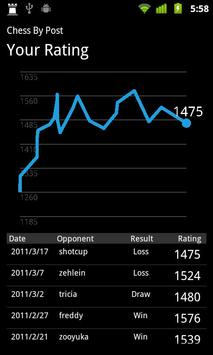 Chess By Post Free apk screenshot