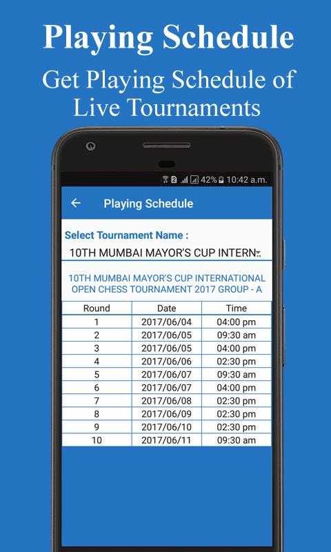 Chess Pairing for Android - APK Download